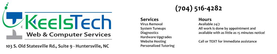 KeelsTech Web & Computer Services